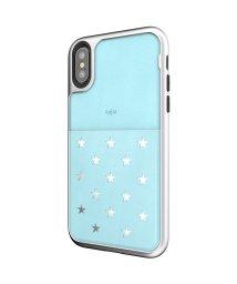 kajsa/〈Kajsa〉iPhone X Star Pocket Backcase/500894076