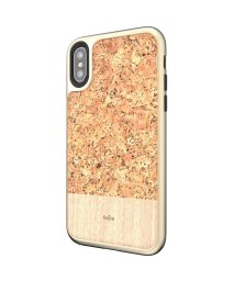 kajsa/〈Kajsa〉iPhone X Corkwood Nature Backcase/500894077