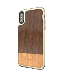 kajsa/〈Kajsa/カイサ〉iPhone XS / iPhone X Wood Case/ウッド ケース バックケース/500894078
