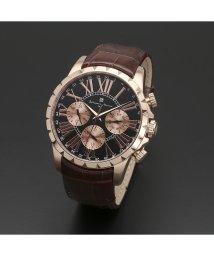Salvatore Marra/サルバトーレマーラ メンズ時計 クオーツ SM15103PGBK/501105209