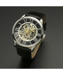 Salvatore Marra/サルバトーレマーラ メンズ時計 手巻き SM16101SSBK/501105222