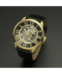 Salvatore Marra/サルバトーレマーラ メンズ時計 手巻き SM16101GDBK/501105223