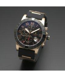 Salvatore Marra/サルバトーレマーラ メンズ時計 クロノグラフ SM17111PGBK/501105231