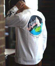 SHIPS MEN/《WEB限定》SU: 【NASA】 GRAPHIC ロングスリーブTシャツ/501117521