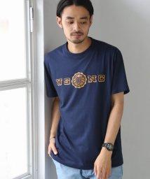 coen/カレッジプリントTシャツ/501107952