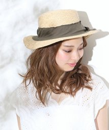 NICE CLAUP OUTLET/【natural couture】ラフィア帽/501114463