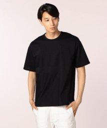 GLOSTER/切り替えTシャツ/501119768