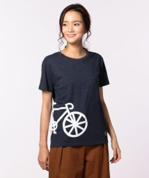 FREDYMAC/メランジメガチャリ Tシャツ/501119930