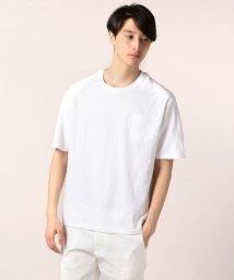 FREDYMAC/袖口刺繍ポケットTシャツ/501119976