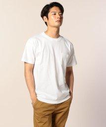 FREDYMAC/オープンエンド ポケットTシャツ/501120031