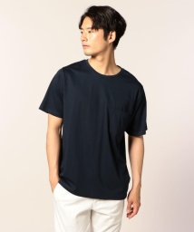 GLOSTER/SUVIN GOLD COTTON Tシャツ/501120090