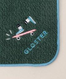 GLOSTER/ICON タオルハンカチ/501120128