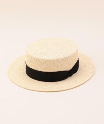 GLOSTER/【Mighty Shine/マイティシャイン】BOATER HAT 1181018/501120150