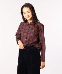 FREDY REPIT/レギュラーチェックシャツ/501120155