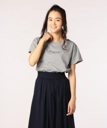 FREDY REPIT/REPITプリントクルーネックTシャツ/501120270
