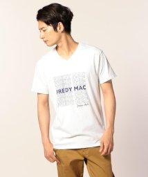 FREDYMAC/FREDYMAC ロゴ Tシャツ/501120344