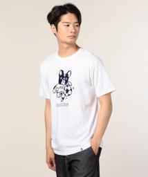POCHITAMA LAND/SOCCER POCHI Tシャツ/501120346