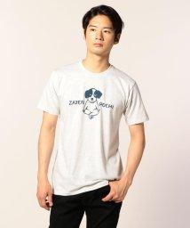 POCHITAMA LAND/ZAZEN POCHI Tシャツ/501120353