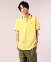 FREDYMAC/スニーカー刺繍ラインポロシャツ/501120364