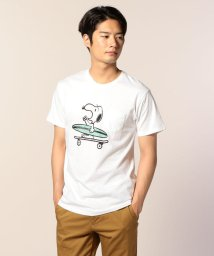 FREDYMAC/SURF&SKATE SNOOPY Tシャツ/501120369