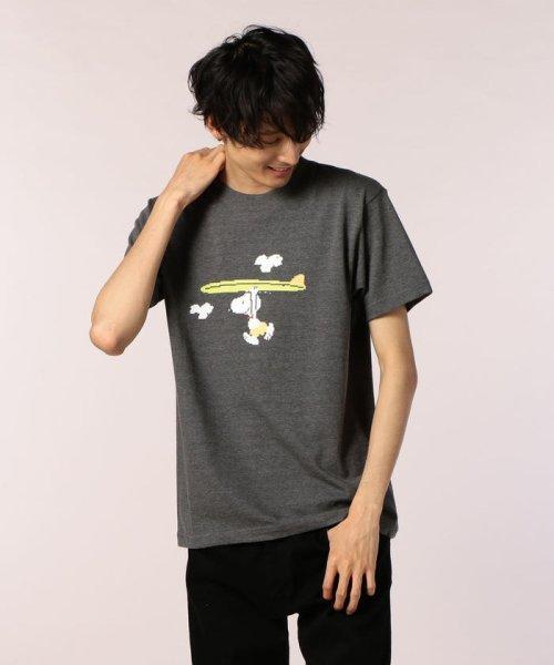 FREDYMAC(フレディマック)/SURF SNOOPY Tシャツ/8-0690-2-50-061