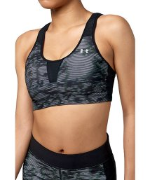UNDER ARMOUR/アンダーアーマー/レディス/UA ACTIVE BRA PRINTED A/B/501120748