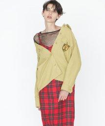 GRACE CONTINENTAL/アーミーシャツジャケット/501120852