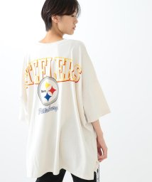 Ray BEAMS/GOOD SPEED / STEELERS BIG Tシャツ/501030759
