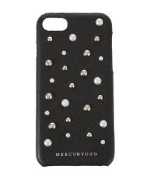 MERCURYDUO/【WEB限定】スタッズ付フェイクレザーiPhoneケース(7/8ve/501091486