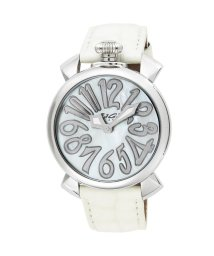 GaGa MILANO/ガガミラノ 腕時計 50208-WHT-NEW/501113148