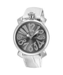 GaGa MILANO/ガガミラノ 腕時計 5020.9-WHT-NEW/501113149