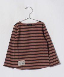 kladskap/ボーダーTシャツ/501114262