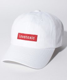 Lovetoxic/ボックスロゴローキャップ/501114297