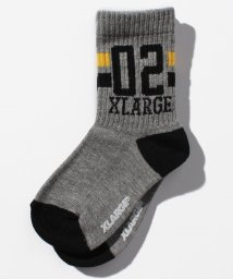 XLARGE KIDS/ナンバリングリブソックス/501114314