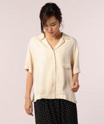 FREDY REPIT/レーヨンツイルオープンカラーシャツ/501121011