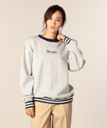 FREDY&GLOSTER/【Wrangler/ラングラー】BIG FIT SWEAT(WT5043)/501121112