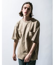 monkey time/<CALUX × monkey time> 1POCKET TEE/Tシャツ/501121566