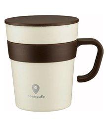 BACKYARD/cococafe ココカフェ 真空二重 取手付キマグカップ 250ml/501121975