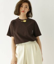 BASECONTROL/ヘビーウェイト Tシャツ クルーネック ポケット 半袖Tシャツ/501122176