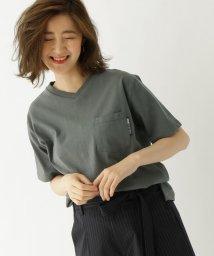 BASECONTROL/ヘビーウェイト Tシャツ Vネック WEB限定 半袖/501122177