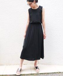and Me.../【K-7】ノースリーブ ワンピース ロング丈 マキシワンピース/501122512