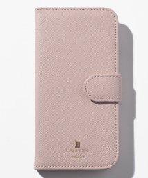LANVIN en Bleu(BAG)/リュクサンブール iPhone7/8 手帳型モバイルケース/LB0002929
