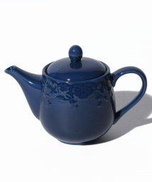 Afternoon Tea LIVING/フラワーレリーフ茶漉し付きティーポット/501117126