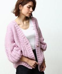 ROPE' mademoiselle/【TORRAZZO DONNA】ケーブルニットカーディガン/501124239