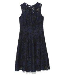 Lily Brown/アイビー刺繍チュールワンピース/501124396