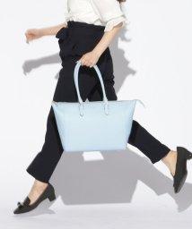 Samantha Thavasa Deluxe/デイジー柄ショルダーポーチ付きベルトデザイントート/501106109