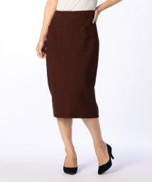 NOLLEY'S/ポケット付ミディタイトスカート/501113455