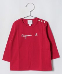 agnes b. ENFANT/S137 L TS  Tシャツ/501118684