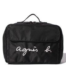agnes b. ENFANT/GL11 E POUCH  ポーチ/501118690