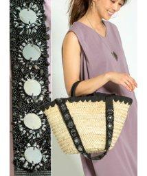 STYLE DELI/【MAISON CONNIE】01-deco long strap basket bag/501124375